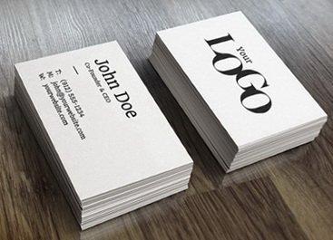 заказать и напечатать визитные карточки